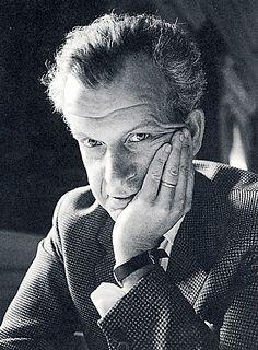 Peter Celsing Swedish architect