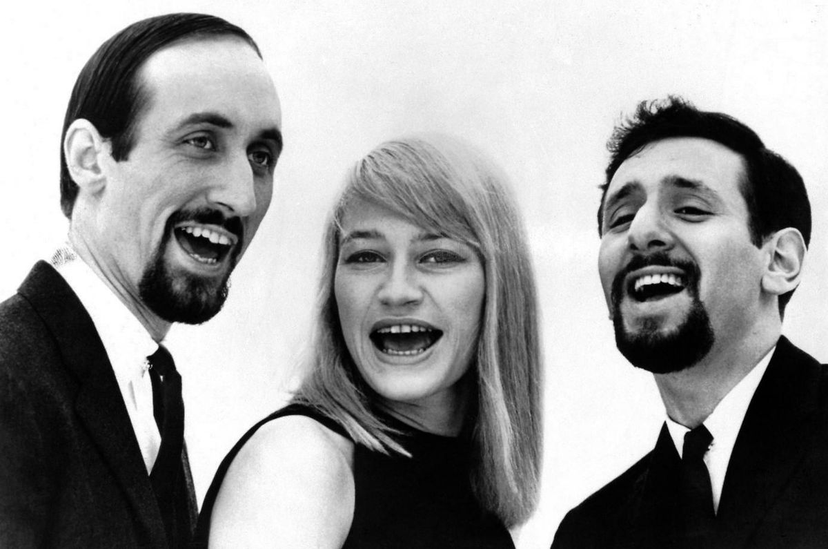 Peter, Paul & Mary* Peter, Paul And Mary - In The Wind