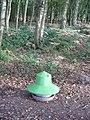 Pheasant Feeder in Caesar's Camp - geograph.org.uk - 269239.jpg