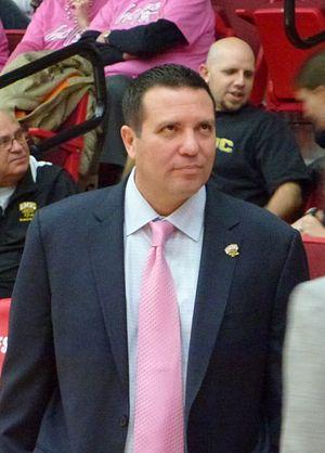 UMBC Retrievers - Phil Stern, head coach women's Basketball team