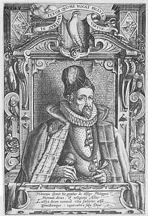 Philipp V, Count of Hanau-Lichtenberg