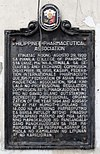 Philippine Pharmaceutical Association NHCP Historical Marker.jpg