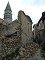 Pićan, Istra, Croatia, Ruins after 60 years of communism - panoramio.jpg