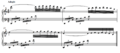 Piano Concerto in A minor, Op. 16; Adagio.png