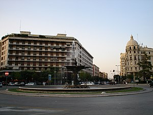 Foggia - Piazza Cavour in Foggia