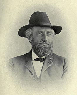 Nathaniel Shaler American paleontologist and geologist