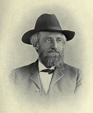 Nathaniel Shaler - Nathaniel Shaler in 1894.