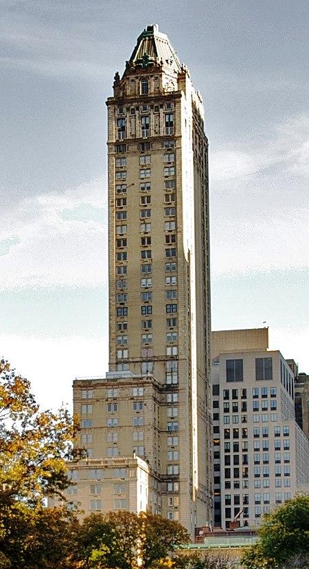 Pierre Hotel Manhattan New York