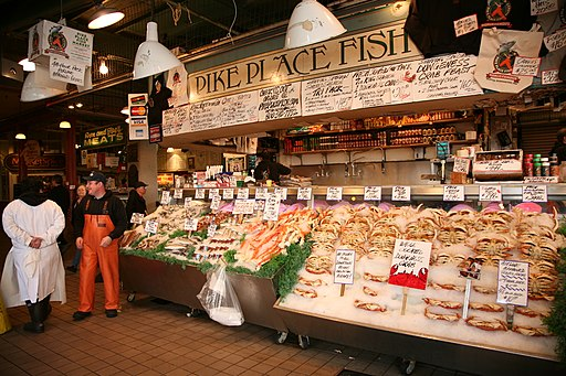 Pike Place Fish 0