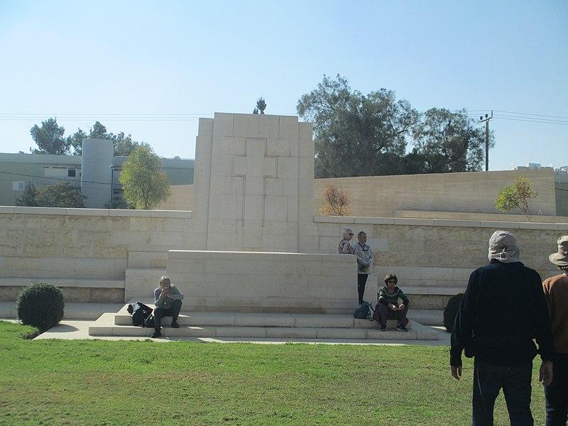 בית הקברות הצבאי הבריטי בבאר שבע