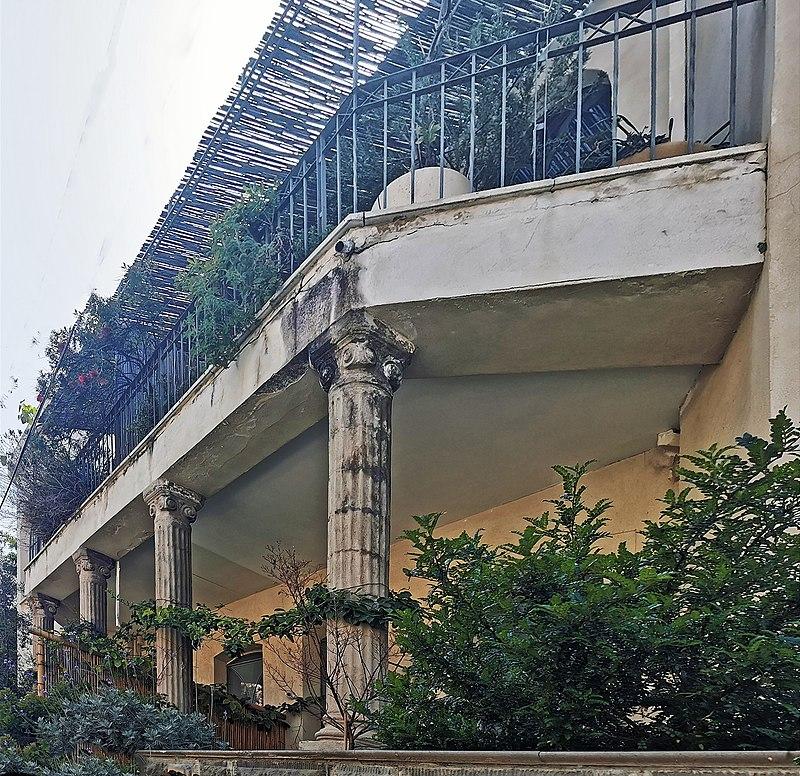 הבית פינס 26 תל אביב
