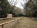 Place for yabusame in Miyazaki Shrine 2.jpg