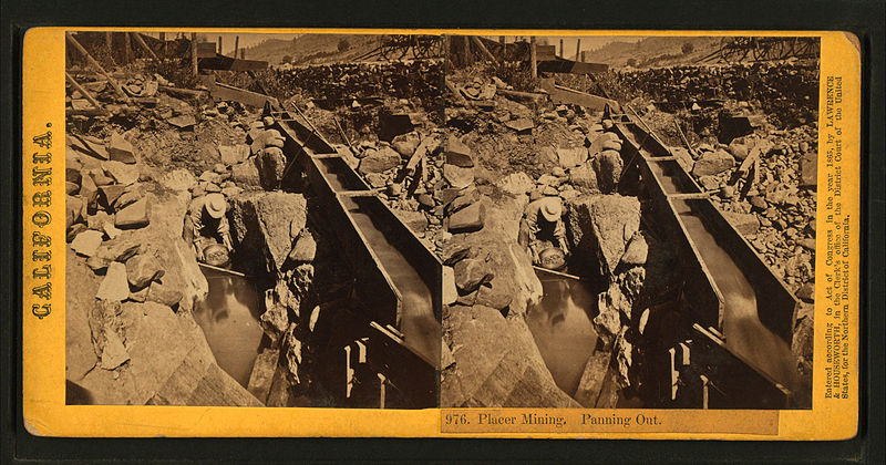 File:Placer Mining, panning out, from Robert N. Dennis collection of stereoscopic views.jpg