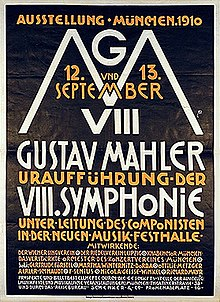 Mahler 8th Symphony