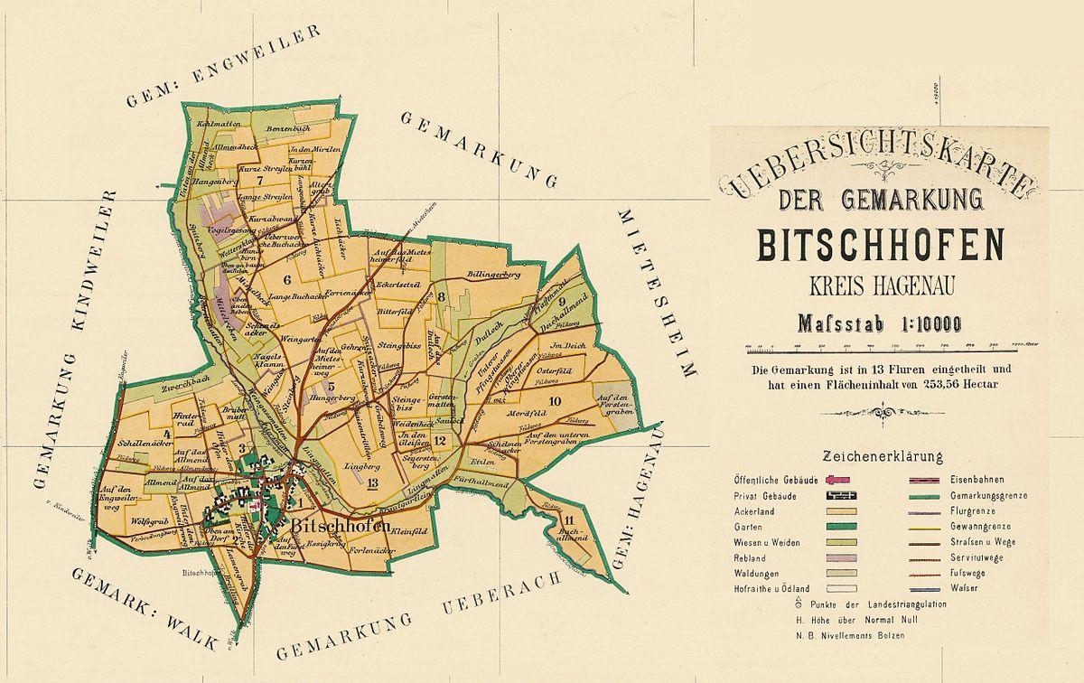 Plan Cadastral De La Ville De H Ef Bf Bdricourt
