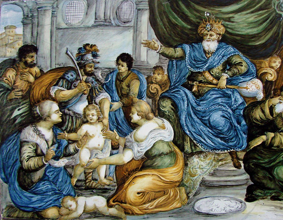 Judgment of King Solomon