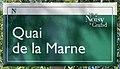 Plaque Quai Marne - Noisy-le-Grand (FR93) - 2021-04-24 - 1.jpg