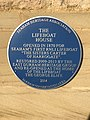 Plaque at the Lifeboat House, Seaham, Co. Durham.jpg