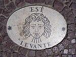Plaque on Saint Peter's Square- Est.jpg