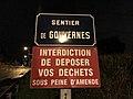 Plaque sentier Gouvernes St Thibault Vignes 3.jpg