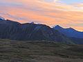 Plateau d'emparis, (2250 m.) Zicht vanuit Refuge des Mouterres 03.JPG