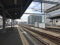 Platform of Chihaya Station 7.jpg