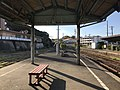 Platform of Tabira-Hiradoguchi Station 3.jpg