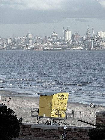 Playa del Cerro de Montevideo