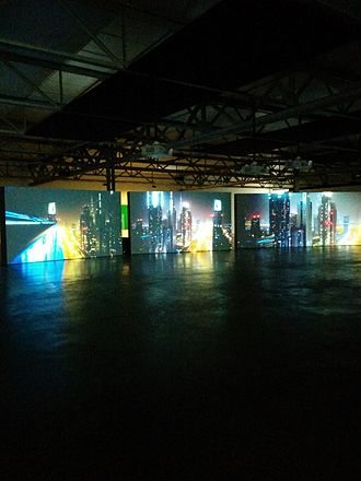 Isaac Julien - Playtime at the De Pont Museum of Contemporary Art in the Netherlands