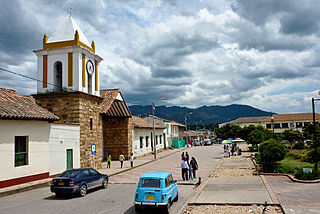 Suesca Municipality and town in Cundinamarca, Colombia