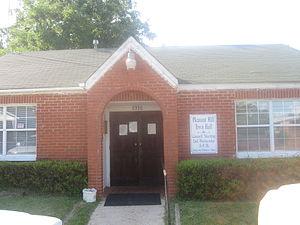 Pleasant Hill, Sabine Parish, Louisiana - Image: Pleasant Hill, LA, Town Hall IMG 2524