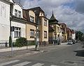 Poděbrady, Nymburské Předměstí, Studentská street.jpg