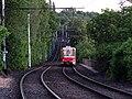Pod Krejcárkem, tramvajová trať, tramvaj 8732.jpg