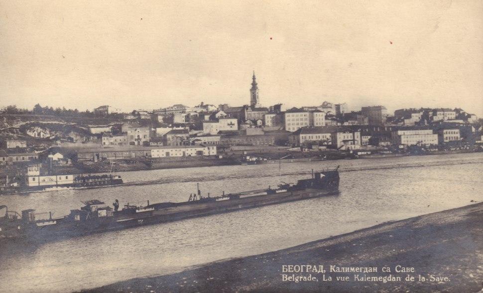Pogled na Kalemegdan sa Save, 1925-1926. godina.tiff