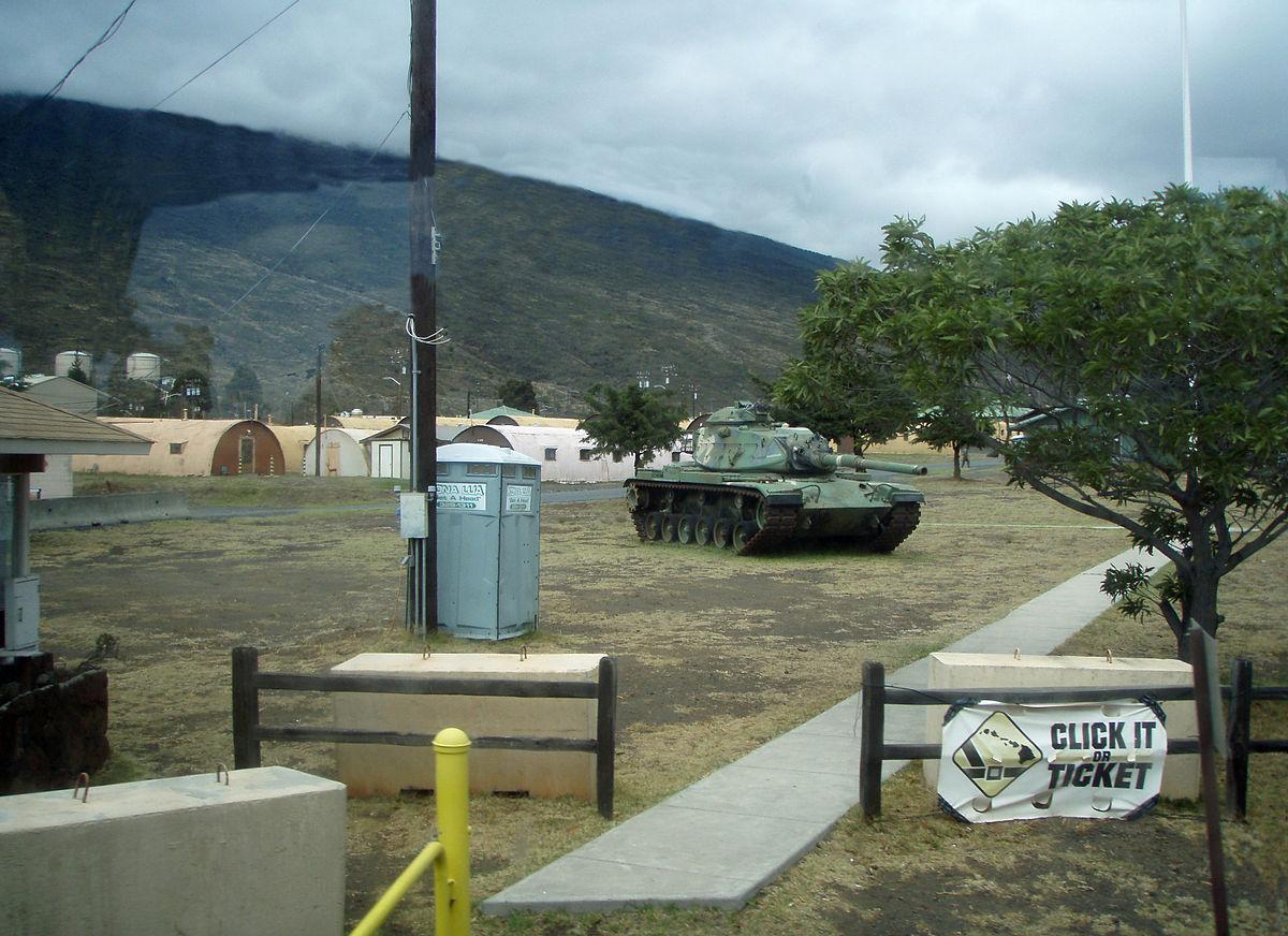 Pohakuloa Training Area Wikipedia