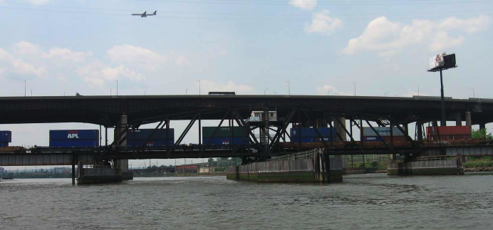 File:Point No Point Bridge & NJ Turnpike (Passaic River).tiff