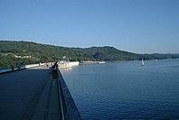 Poland Solina dam.jpg