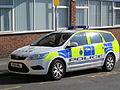Police car, Moreton, Wirral - IMG 0800.JPG