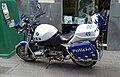 Police motorcycles in Santa Cruz, Teneriffe.jpg