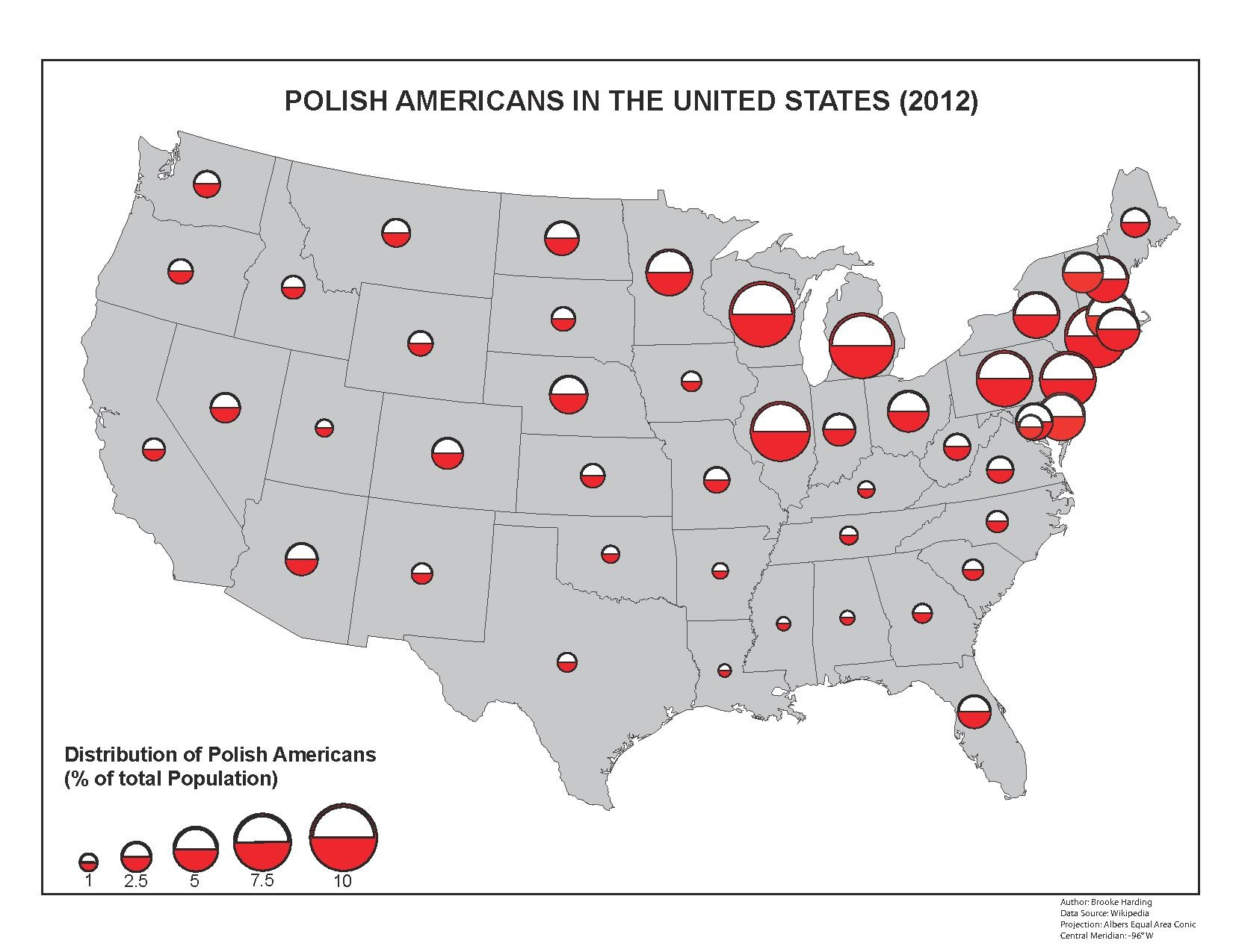 FilePolish Americans In The USpdf Wikimedia Commons - Map cities wikimedia us