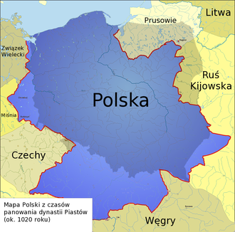Lithuania–Poland border - Image: Polska 1020 c
