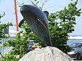 Pomnik Morświna - 001.JPG