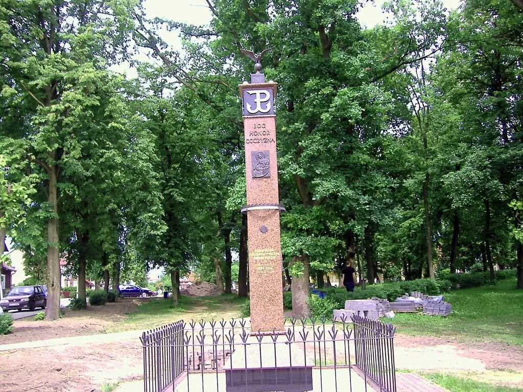 Pomnik w Drohiczynie.JPG