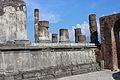 Pompeya. Templo de Júpiter. 02.JPG