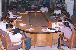 Pondicherry University - University Library