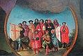 Pontormo, madonna col bambino e quattro santi, 1529, da s.anna in verzaia a fi, 03.JPG