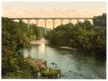 Pontycysylltau Aqueduct, Llangollen, Wales-LCCN2001703515.tif