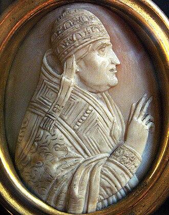 Pope John XXII - Pope John XXII cameo
