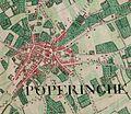 Poperinge, Belgium ; Ferraris Map.jpg