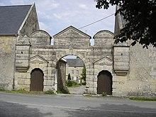 Porte Architecture Wikipédia